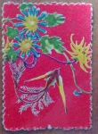 Stamps China -  Flores