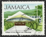 Sellos del Mundo : America : Jamaica : College of Arts, Science and Technology
