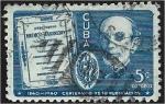 Sellos del Mundo : America : Cuba : Centernary Publication, Repertorio Medico-Haranero
