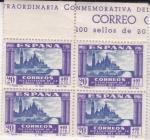 Sellos del Mundo : Europa : España : XIX CENTENARIO DE LAVIRGEN DEL PILAR (45)