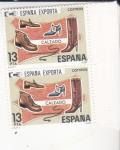 Sellos del Mundo : Europa : España : ESPAÑA EXPORTA CALZADO(45)