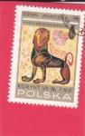 Sellos del Mundo : Europa : Polonia : Esfinge
