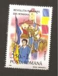 Sellos del Mundo : Europa : Rumania : RESERVADO MANUEL BRIONES
