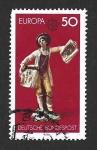 Sellos del Mundo : Europa : Alemania : 1212 - Figuras de Porcelana de Ludwigsburg (EUROPA CEPT)