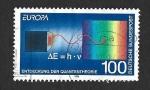 Sellos del Mundo : Europa : Alemania : 1830 - Descubrimientos (EUROPA CEPT)