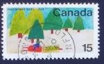 Stamps : America : Canada :  RESERVADO MIGUEL A. SANCHO