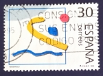 Stamps : Europe : Spain :  RESERVADO JORGE GOMEZ R