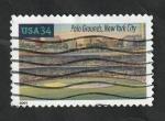 Sellos del Mundo : America : Estados_Unidos : 3213 - Estadio de béisbol, Polo Grounds de Nueva York