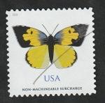Sellos del Mundo : America : Estados_Unidos : 5184 - Mariposa