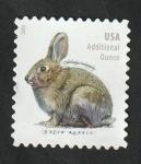 Sellos del Mundo : America : Estados_Unidos : Conejo