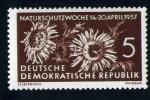 Sellos de Europa - Alemania -  protección de la naturaleza