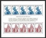 Sellos del Mundo : Europa : Mónaco : HB 1465a - Año Europeo de la Música (EUROPA CEPT)