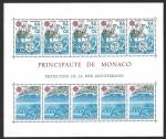 Sellos del Mundo : Europa : Mónaco : HB 1531a - Protección del Medio Ambiente (EUROPA CEPT)