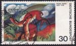 Stamps : Europe : Germany :  Franz Marc