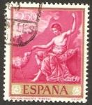Sellos de Europa - España -  1504 - José de Ribera