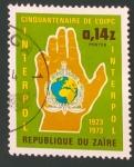 Sellos del Mundo : Africa : República_Democrática_del_Congo :  RESERVADO CARLOS RODENAS
