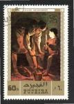 Sellos del Mundo : Asia : Emiratos_Árabes_Unidos : 104  FUJEIRA  Saint Joseph Menuisier