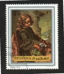 Sellos del Mundo : Asia : Emiratos_Árabes_Unidos : 106  FUJEIRA  Eugéne Smits