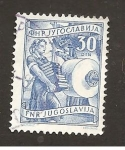 Sellos del Mundo : Europa : Yugoslavia :  INTERCAMBIO