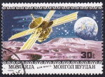 Stamps : Asia : Mongolia :  Mariner 5