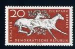 Stamps Germany -  parque de berlin