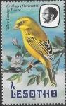 Sellos del Mundo : Africa : Lesotho : aves