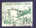 Stamps Chile -  Aviacion
