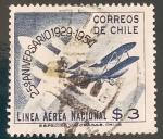 Stamps Chile -  LAN