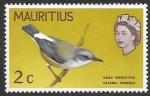 Sellos del Mundo : Africa : Mauricio : aves