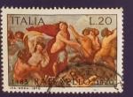 Sellos del Mundo : Europa : Italia :  RESERVADO CARLOS RODENAS