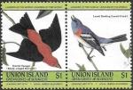 Sellos del Mundo : America : San_Vicente_y_las_Granadinas : aves