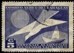 Sellos de America - Paraguay -  Homenaje al Concilio Ecuménico Vaticano II.