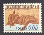 Sellos del Mundo : America : Haití :  RESERVADO CARLOS RODENAS