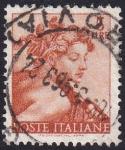 Sellos del Mundo : Europa : Italia : Michelangelo 30