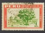 Sellos del Mundo : America : Perú : RESERVADO DAVID MERINO