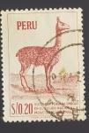 Sellos del Mundo : America : Perú : Vicuña