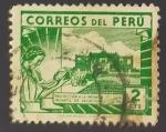 Sellos del Mundo : America : Perú : Vacunas