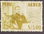 Sellos del Mundo : America : Perú : Garcilaso Inca de la Vega