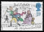 Sellos del Mundo : Europa : Reino_Unido : Navidad 1993