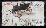 Sellos del Mundo : Europa : España : Museo de la Moto Clasica de Hervas