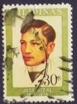 Sellos del Mundo : Asia : Filipinas : José Rizal
