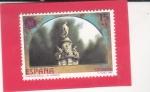 sello : Europa : España : fuente de Apolo(45)