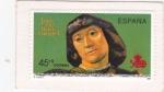 sello : Europa : España : Luis de Santangel(45)
