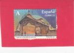 sello : Europa : España : puerta de la finca Miralles-Barcelona (45)