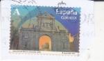sello : Europa : España : arco de San Benito-Sahagún-León(45)