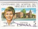 Sellos del Mundo : Europa : España :  Centenario hospital Niño Jesús(45)