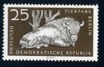 Stamps Germany -  Zoo de Berlín