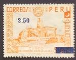 sello : America : Perú : Cusco