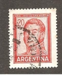Stamps : America : Argentina :  INTERCAMBIO