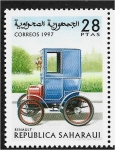 Stamps : Africa : Morocco :  Carros, Renault